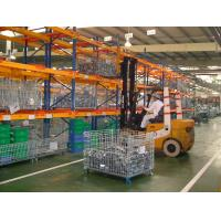 China Spray Paint Heavy Duty Pallet Rack Steel For Loose / Accessory Products on sale