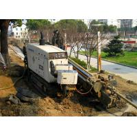 Horizontal Directional Drilling Rig High Efficiency Used In Trenchless Piping Construction Manufactures