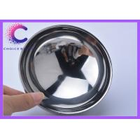 Stainless Shaving bowl , Lathering Bowl for barber shop badger brushes Manufactures