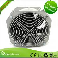 High Efficiency 254mm DC Axial Fan , 24V Duct Cooling Fan With Sleeve Bearing Manufactures