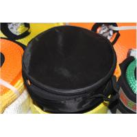 Nylon Material Heavy Duty Towing Straps Bags 15x9cm Size As Clients Design Manufactures