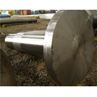 Carbon / Alloy Steel Forged Turbine Shafts Manufactures