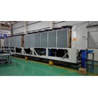 1006 Kw stable Running Powerful Energy-Saving  Air Cooled Screw Chiller Manufactures