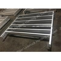 Horse Paddock Panels Cattle Yard Panel Temporary Portable Horse Fence Panel Manufactures