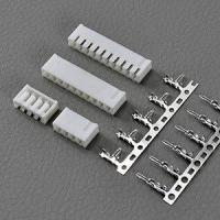 3A Equivalent JST 2 ~ 16 Pin SCN Housing Board In Connectors For VCRs , 2.5MM Pitch Manufactures