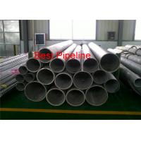Reinforcement Electric Resistance Welded Steel Pipe Plain / Beveled End Manufactures