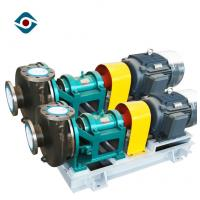 China Self Priming Centrifugal Industrial Chemical Pumps Corrosive Resistant Wear Resistant on sale