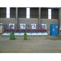 22KW * 10 AC Motor Stainless Steel Wire Pulling Machine Long Life Span Manufactures