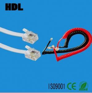 flat telephone cable 2c 4c 6c 8c Manufactures