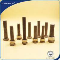 M6-M30 Arc Welding Stud For Large Expansion Bridges OEM / ODM  Available Manufactures