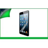 Waterproof Anti - Glare Mobile Phone Ipad Air / Ipad 5 Screen Protectors Self Adhesive