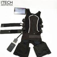 Electric Muscle Stimulator iPad Version XEMS Fitness Vest Xbody Wireless Ems Fitness Machine For Training Manufactures