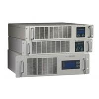 220 / 230 / 240V 2kVA Rack mount online UPS LCD Panel , 72V DC for overcharge protection Manufactures