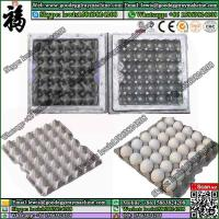 17lbs Hartman type Egg Tray Mold(65-75g 30cavity Egg Package,CNC 6061 Aluminum Alloy Mold)Export to European Manufactures
