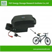 24V 10Ah Lithium Electric Bike Battery Pack Manufactures