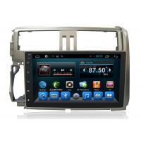 China Android 6.0 In Dash Car Stereo Toyota GPS Navigation Bluetooth Prado 2012 on sale