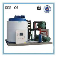 316 SS Seawater Ice Machine For Seafood Preservation , Low Noise Manufactures