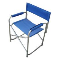 Director Leisure Chairs / Alu tube With Oxford Fabric , Folding Beach Chairs Manufactures