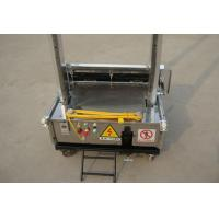 Automatic Wall Plastering Machine Manufactures