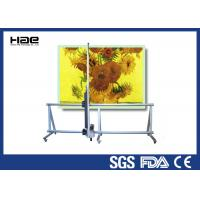 High Resolution 3D Effect Photo Wall Printing Machine 220V 2100x2600 mm Manufactures