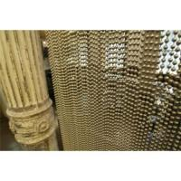 Shimmer screen/metal beaded chain blinds/window treatment Manufactures