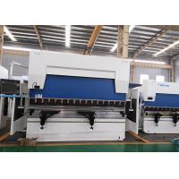 250 Ton 4.2M Automatic CNC Press Brake Machine To Bend Different Angle Manufactures