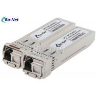 Quality 10G Single Fiber Optical Transceiver Module 40km BIDI Compatible With Cisco HUAWEI for sale