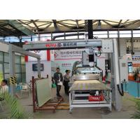 Quality Fully Automatic Flat Glass Handing Equipment Glass Loading Machine With Safety for sale