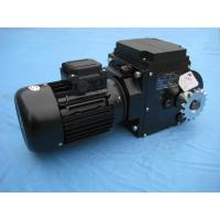 2.6rpm greenhouse ventilation gear motor Reducer with electric motor Manufactures