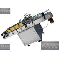 Self Adhesive Automatic Label Applicator Machine For Hot Melt Glue / Bopp Labeling Manufactures