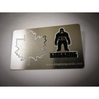 Glossy Custom Metal Bookmarks Cut Out / Etching Printing Logo Stainless Steel Bookmark Manufactures