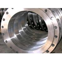 316Ti Stainless Steel Plate Flange , ANSI / API Manufactures