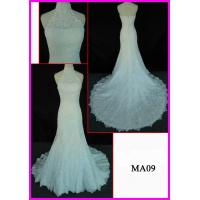 Quality mermaid wedding dress for sale