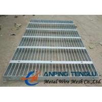 Stainless Steel Welded Grating, Commonly With SS304, SS304L SS316, SS316L Manufactures