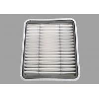 Panel TOYOTA Air Conditioning Filter 17801-46080 , Air Intake Filter Manufactures