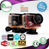 Geekam K8 4k Dual Screen Action Camera Remote Control Ultra Hd 4k With Panasonic 34110 Manufactures