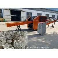 China Spunbond Nonwoven Rag Cutting Machine Face Mask Raw Materials Non Woven Shredder on sale