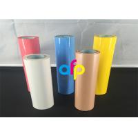 Custom Colors Hot Stamping Foil For Blocking Machine PET Film Base Manufactures