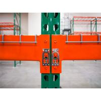 China Heavy Duty Durable Factory Pallet Racking , Multi Levels Warehouse Pallet Racking Systems on sale
