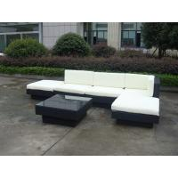 All Weather Wicker Patio Furniture outdoor sectional sofa set Manufactures