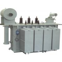 35kV Low Loss Oil Immersed Phase Shifting Transformer / Rectifier Transformer Manufactures