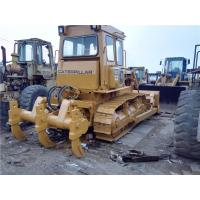 China New Paint Used CAT Bulldozer D6D , Heavy Equipment Dozer New Track Shoes 3 Shanks Ripper on sale