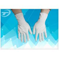 Allergy Resistance Nitrile Surgical Gloves / Great Flexibility Medical Exam Gloves Manufactures