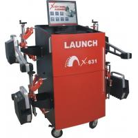 LAUNCH X-631+ Wheel Alignment Machine 6M Wheel Base For Passenger Cars / Light Trucks Manufactures