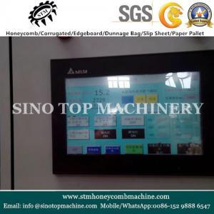 15m/min Paper Honeycomb core machine Manufactures