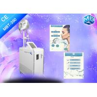 Hyperbaric Oxygen Facial Machine , Wrinkle Removal Facial Massage Mask Manufactures