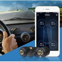 auto alarm bluetooth 4.0 tpms for Android /iOS 4 wireless water proof Internal sensors Tyre Pressure Monitoring Sy Manufactures