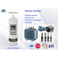 Electrical Cleaner Spray for Cleaning Electro / Metal Surface Electro Degreaser 65 Manufactures