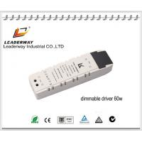 60W New design good quality LED dimmable driver Manufactures