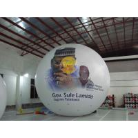 Quality Customized PVC Political Advertising Balloon with Good Elastic for Political for sale